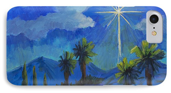 The Star IPhone Case by Diane McClary