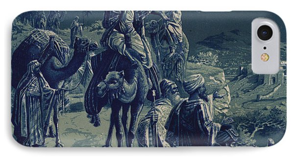 The Star Of Bethlehem IPhone Case by English School