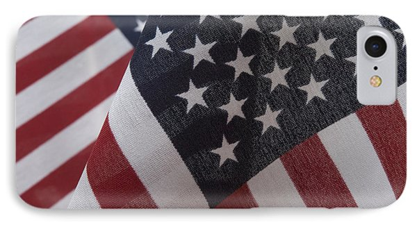 The Stars And Stripes Phone Case by Jerry McElroy