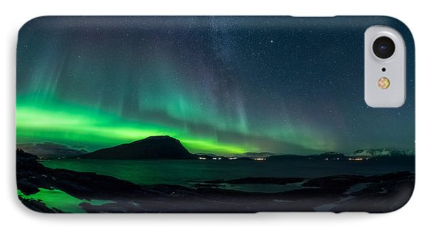 The Valkyrior IPhone Case by Tor-Ivar Naess