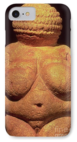 The Venus Of Willendorf IPhone Case by Unknown
