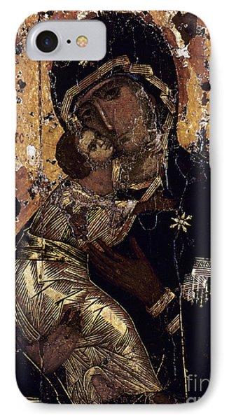 The Virgin Of Vladimir IPhone Case by Granger
