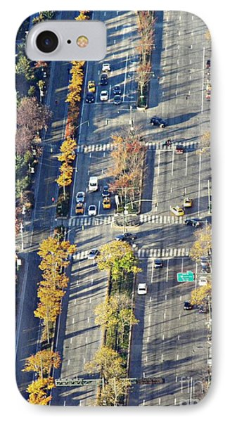 The West Side Highway IPhone Case by Sarah Loft