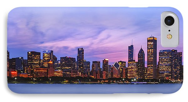 The Windy City IPhone Case by Scott Norris