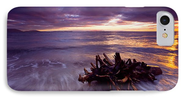 Tide Driven IPhone Case by Mike  Dawson