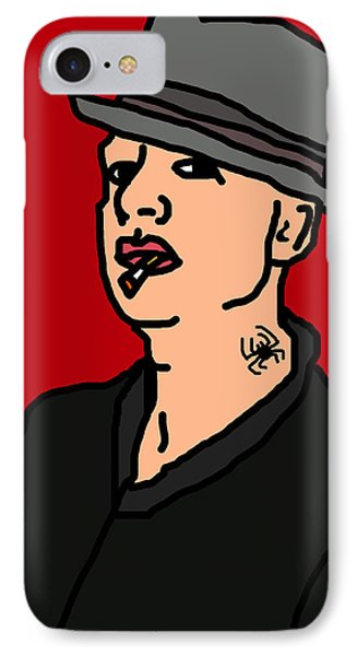 Tim Armstrong Phone Case by Jera Sky