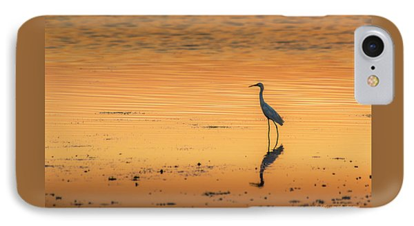 Time To Reflect IPhone Case by Marvin Spates