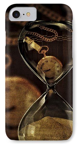 Timepieces IPhone Case by Susan Candelario