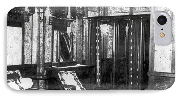 Titanic: Turkish Bath, 1912 Phone Case by Granger