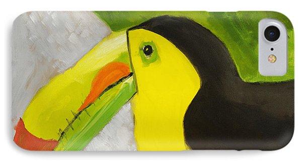 Toucan Phone Case by Katie OBrien - Printscapes