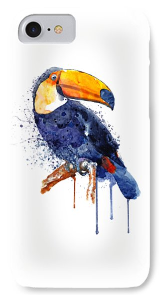 Toucan IPhone Case by Marian Voicu
