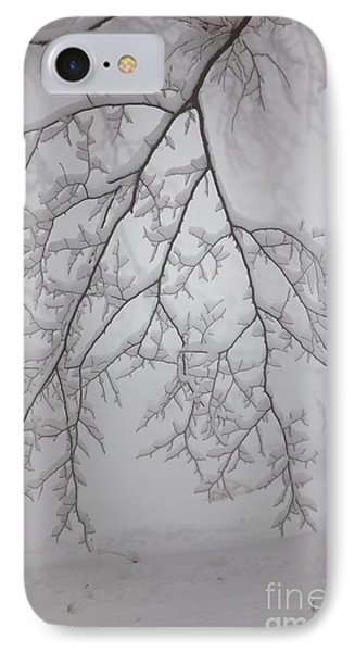 Touch The Ground IPhone Case by Gabriela Insuratelu