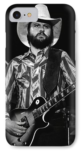 Toy Caldwell Live Phone Case by Ben Upham