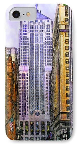 Trading Places Phone Case by John Robert Beck