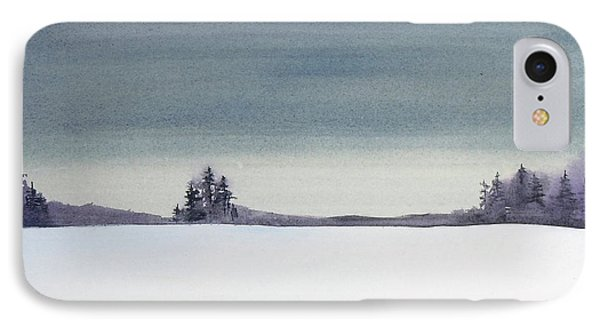 Tranquil Night Phone Case by Renee Chastant