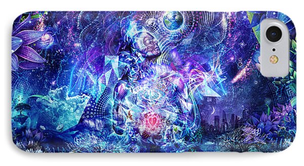 Transcension IPhone Case by Cameron Gray