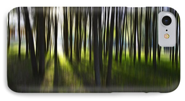 Tree Abstract Phone Case by Avalon Fine Art Photography