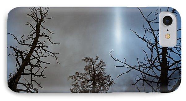 Tree Flash Phone Case by Scott Sawyer