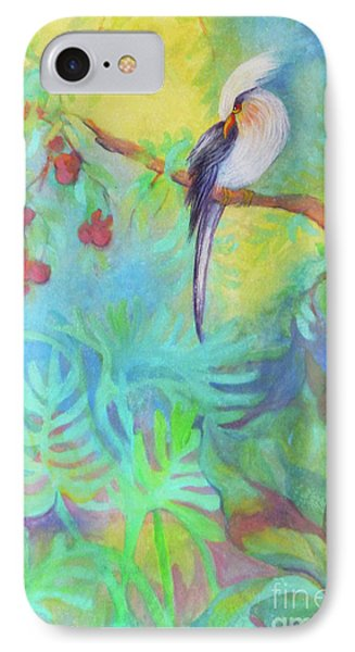 Tropical Afternoon IPhone Case by Sharon Nelson-Bianco