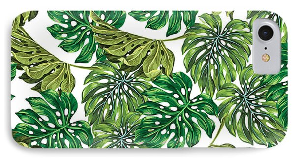 Tropical Haven  IPhone 7 Case by Mark Ashkenazi