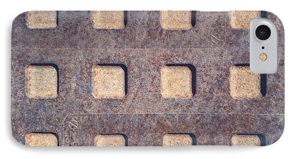 Twelve Squares IPhone Case by Scott Norris