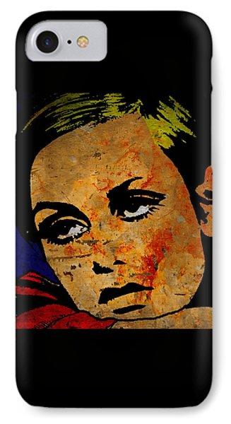 Twiggy Phone Case by Otis Porritt