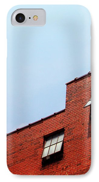 Two Open Windows- Nashville Photography By Linda Woods IPhone Case by Linda Woods