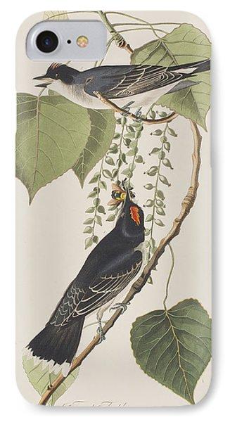 Tyrant Fly Catcher IPhone 7 Case by John James Audubon