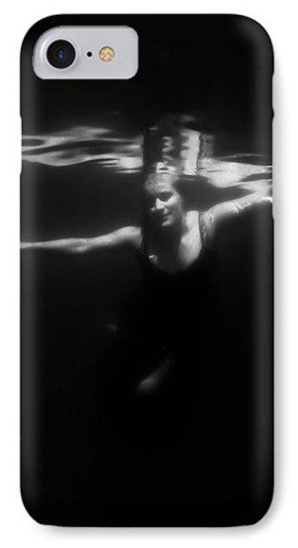 Underwater Dreaming IPhone Case by Nicklas Gustafsson