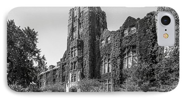 University Of Michigan Michigan Union IPhone 7 Case by University Icons