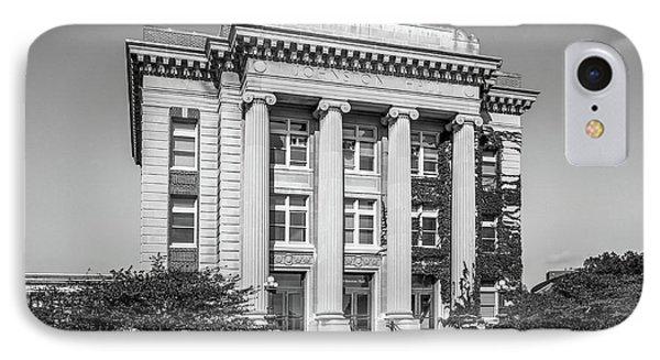 University Of Minnesota Johnston Hall IPhone 7 Case by University Icons