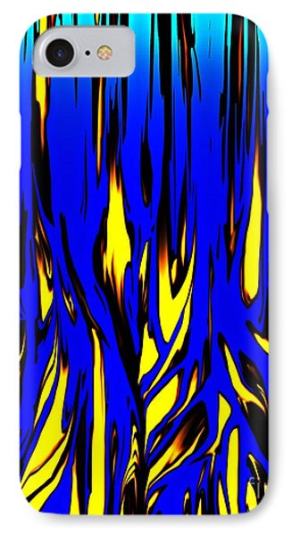 Untitled 7-21-09 Phone Case by David Lane
