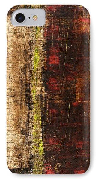 Untitled No. 13 IPhone Case by Julie Niemela