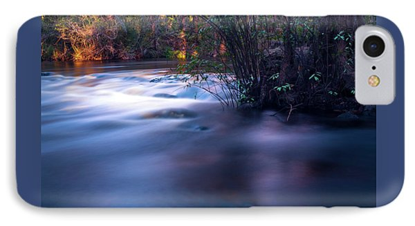 Up Stream IPhone Case by Marvin Spates