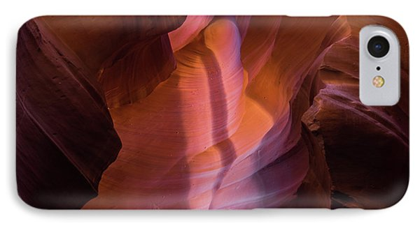 Upper Antelope Canyon 2 IPhone Case by Larry Marshall