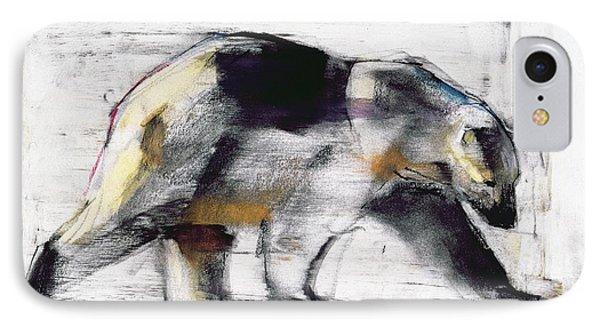 Ursus Maritimus IPhone 7 Case by Mark Adlington