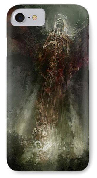 Utherworlds The Clouding IPhone Case by Philip Straub