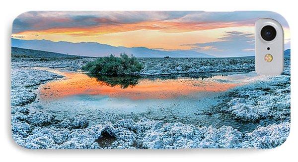 Vanilla Sunset IPhone Case by Az Jackson
