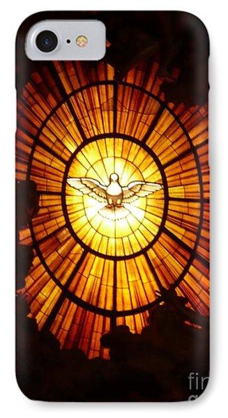 Vatican Window IPhone 7 Case by Carol Groenen