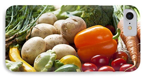 Vegetables IPhone 7 Case by Elena Elisseeva