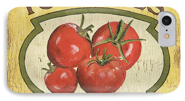 Veggie Seed Pack 3 IPhone 7 Case by Debbie DeWitt