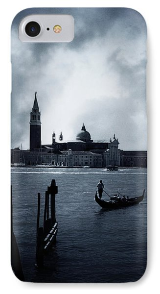 Venice IPhone Case by Cambion Art
