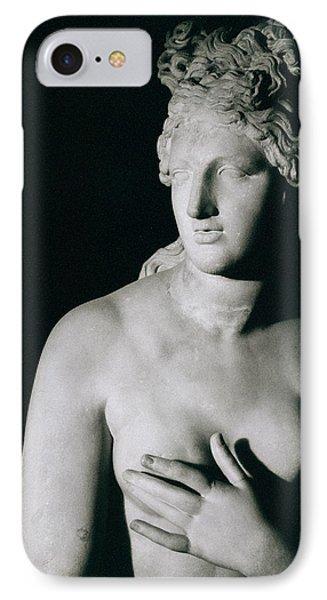 Venus Pudica  Phone Case by Unknown