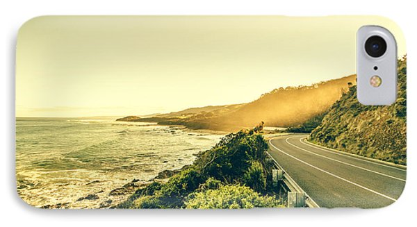 Victorian Coastline IPhone Case by Jorgo Photography - Wall Art Gallery