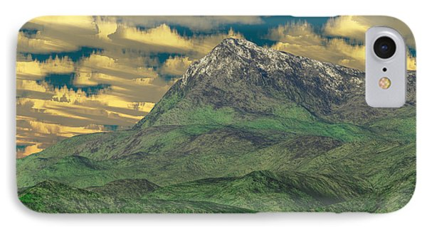 View To The Mountain Phone Case by Gaspar Avila