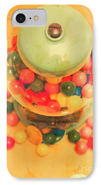 Vintage Candy Machine IPhone Case by Jorgo Photography - Wall Art Gallery
