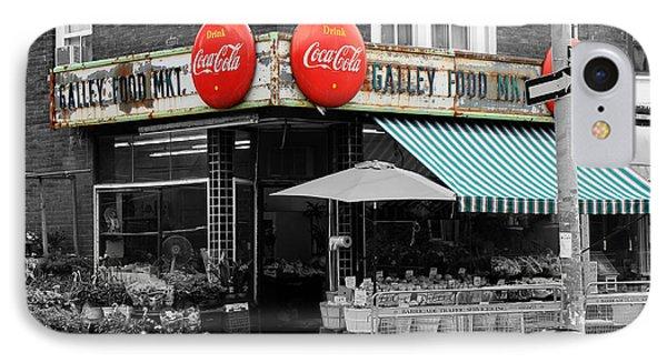 Vintage Coca Cola Signs Phone Case by Andrew Fare