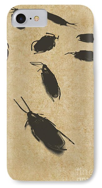Vintage Infestation IPhone Case by Jorgo Photography - Wall Art Gallery