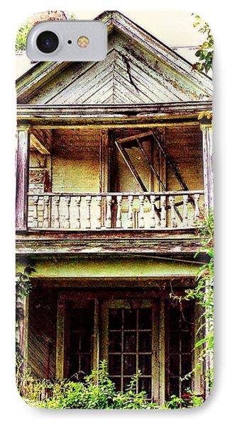 Virginia Mansion IPhone Case by Julie Dant