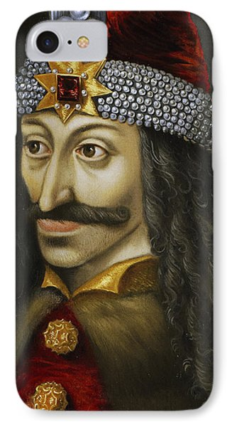 Vlad The Impaler IPhone Case by Unknown